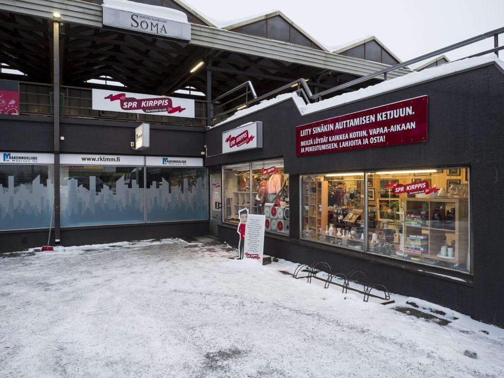 Kirpputori Jyväskylä Seppälä